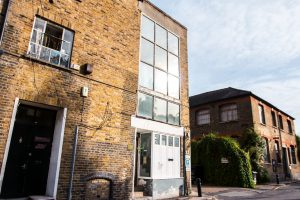 Spaces for Creatives, warehouse, provewell, live work, about us