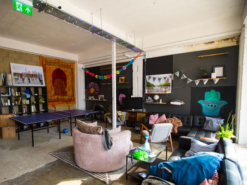 Warehouse Living Spaces to Suit Everyone - Spaces for Creatives