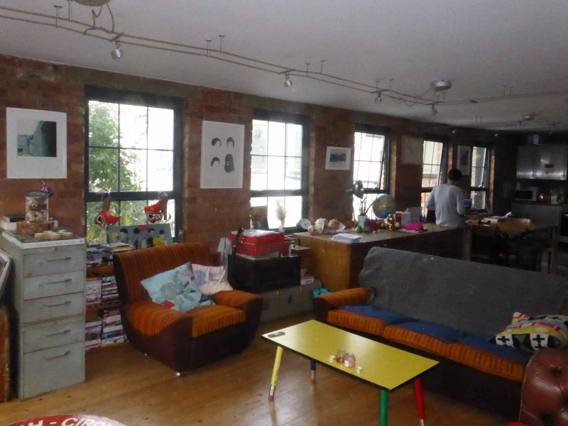 Spaces for creatives - unit space